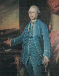 Thomas Mansel Talbot, c1780. Artist unknown